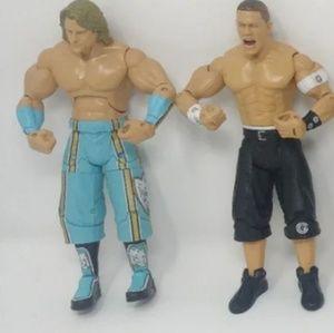 Wwe wrestling action figures  6